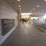 エレベーター1階